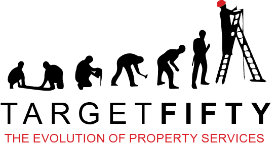 TARGET FIFTY_Evolution_Logo